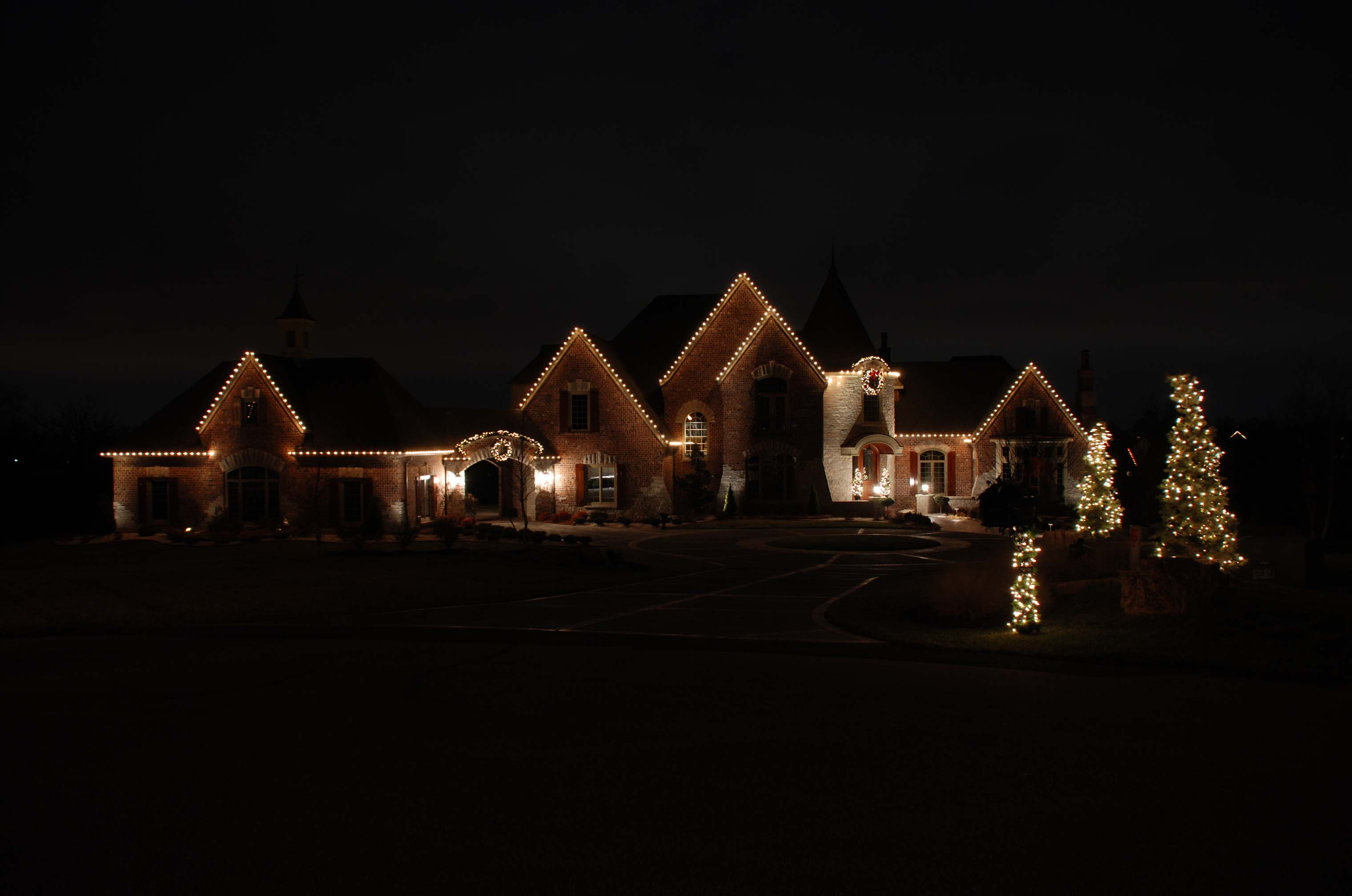 Holiday Traditions How Do Christmas Lights Work All Photos Are Original